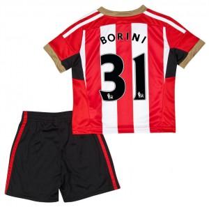 Camiseta Borussia Dortmund Gundogan Segunda 14/15