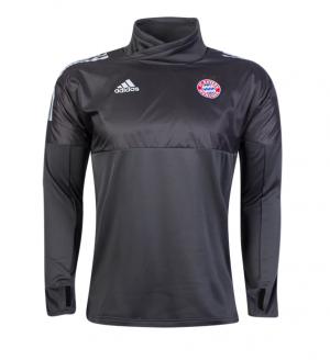 Camiseta nueva del Bayern Munich 2017/2018 Mangas largas Entrenamiento