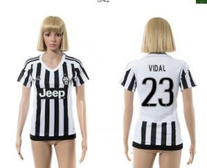 Mujer Camiseta del 23 Juventus 2015/2016
