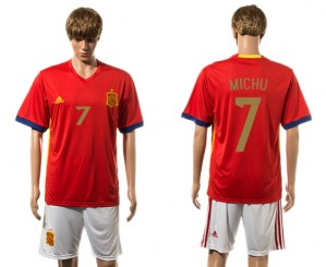 Camiseta del España 2015-2016