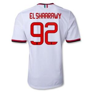 Camiseta AC Milan El Shaarawy Segunda Equipacion 2013/2014