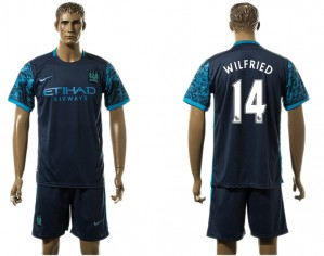 Camiseta nueva del Manchester City 14# Away