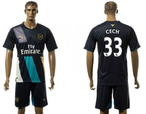 Camiseta de Arsenal Away 33#