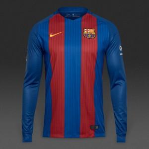 Camiseta del Barcelona Primera Equipacion 2016/2017