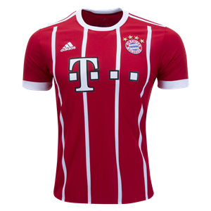 Camiseta del Bayern Munich Home 2017/2018
