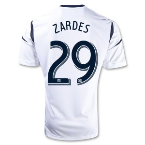 Camiseta de Los Angeles Galaxy 2013/2014 Primera Zardes