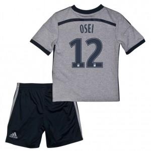 Camiseta Borussia Dortmund Sarr Segunda 14/15
