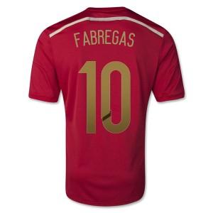 Camiseta nueva del Barcelona 2013/2014 Fabregas Primera