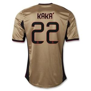 Camiseta AC Milan Kaka Tercera Equipacion 2013/2014