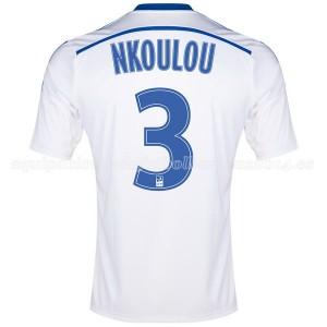 Camiseta del Nkoulou Marseille Primera 2014/2015