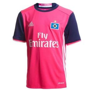 Camiseta Hamburger SV Segunda Equipacion 2016/2017