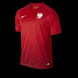 Camiseta de Polonia 2016/2017