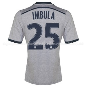 Camiseta nueva del Marseille 2014/2015 Imbula Segunda