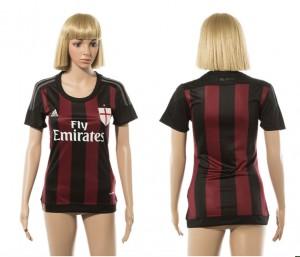 Mujer Camiseta del AC Milan 2015/2016