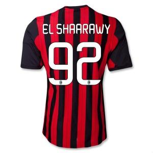Camiseta AC Milan El Shaarawy Primera Equipacion 2013/2014