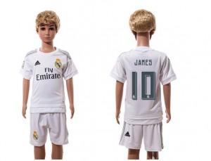 Camiseta Real Madrid 10 Home 2015/2016 Ni?os