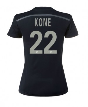 Camiseta del Imbula Marseille Segunda 2014/2015