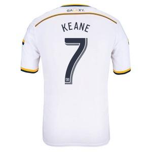 Camiseta nueva Los Angeles Galaxy Keane Primera 13/14