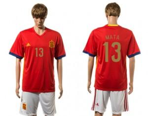 Camiseta del 13# España 2015-2016