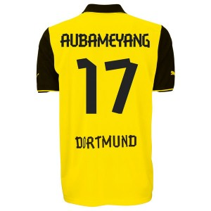 Camiseta nueva del Borussia Dortmund 2013/2014 Aubameyang Primera
