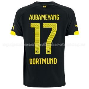 Camiseta de Borussia Dortmund 14/15 Segunda Aubameyang