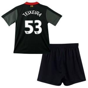 Camiseta de Everton 2014-2015 Alcaraz 3a