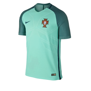Camiseta de Portugal 2016 Away Vapor Match Hombre