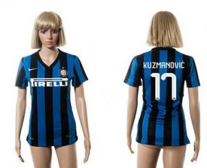 Camiseta Inter Milan 17 2015/2016 Mujer