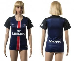 Camiseta nueva Paris st germain Mujer 1# 2015/2016