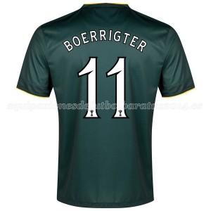 Camiseta Celtic Boerrigter Segunda Equipacion 2014/2015