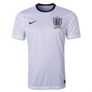 Camiseta de Inglaterra de la Seleccion 2013/2014 Primera