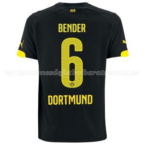 Camiseta de Borussia Dortmund 14/15 Segunda Bender
