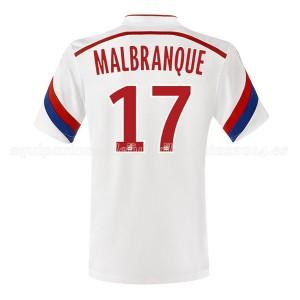 Camiseta Lyon Malbranque Primera 2014/2015