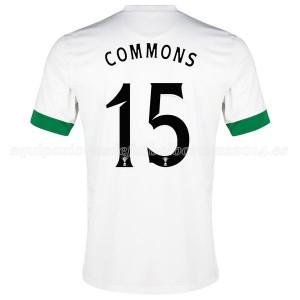 Camiseta nueva del Celtic 2014/2015 Equipacion Commons Tercera