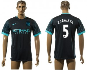 Camiseta del 5# Manchester City Away aaa version
