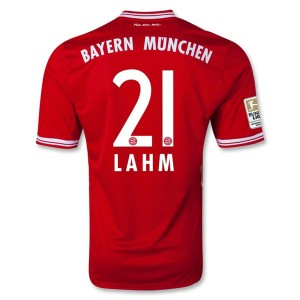 Camiseta nueva del Bayern Munich 2013/2014 Equipacion Lahm Primera