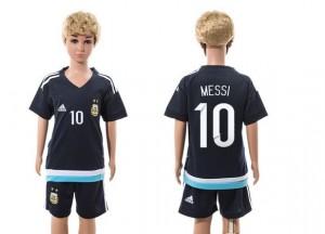 Camiseta nueva del Argentina 2015/2016 10 Ni?os