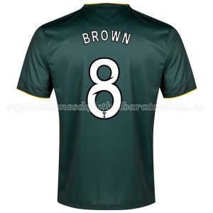 Camiseta de Celtic 2014/2015 Segunda Brown Equipacion