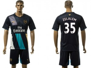 Camiseta nueva del Arsenal 35# Away