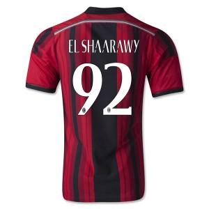 Camiseta del El.Shaarawy AC Milan Primera Equipacion 2014/2015