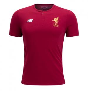 Camiseta nueva Liverpool 2017/2018