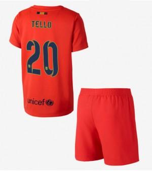 Camiseta nueva del Arsenal 2014/2015 Equipacion Flamini Segunda