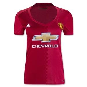 Camiseta nueva del Manchester United 2016/2017 Mujer