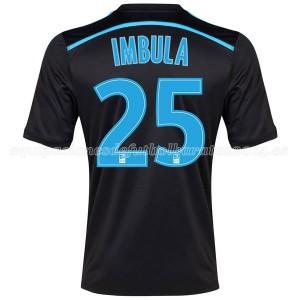 Camiseta nueva Marseille Imbula Tercera 2014/2015