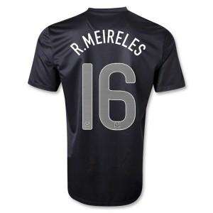 Camiseta de Portugal de la Seleccion 2013/2014 Segunda R Meireles