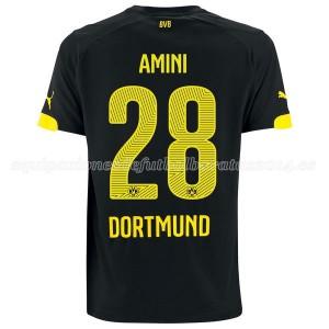 Camiseta nueva del Borussia Dortmund 14/15 Amini Segunda