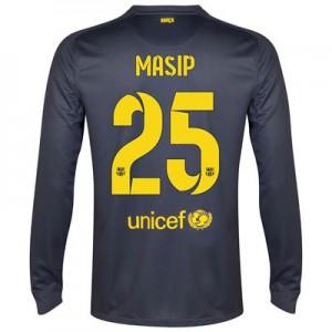 Camiseta Portero nueva del Barcelona 2014/2015 Equipacion Masip Primera