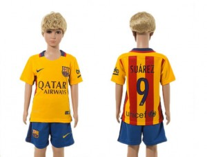 Camiseta Barcelona 09# 2015/2016 Ni?os