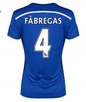 Camiseta nueva Chelsea David Luiz Equipacion Segunda 2013/2014