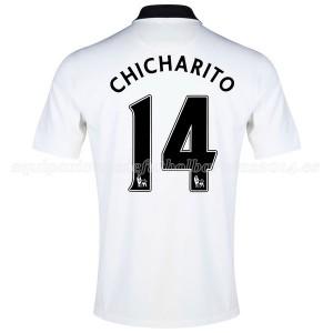 Camiseta de Manchester United 2014/2015 Segunda Chicharito